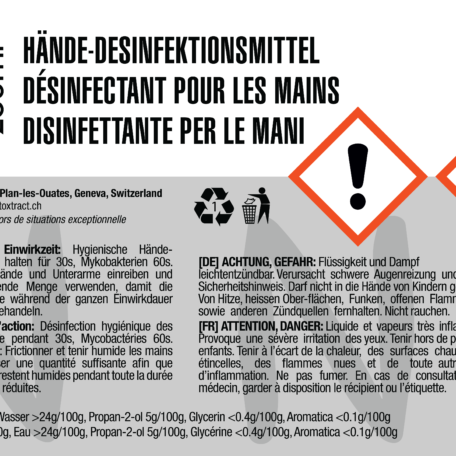 Neoliz Hand Desinfectant